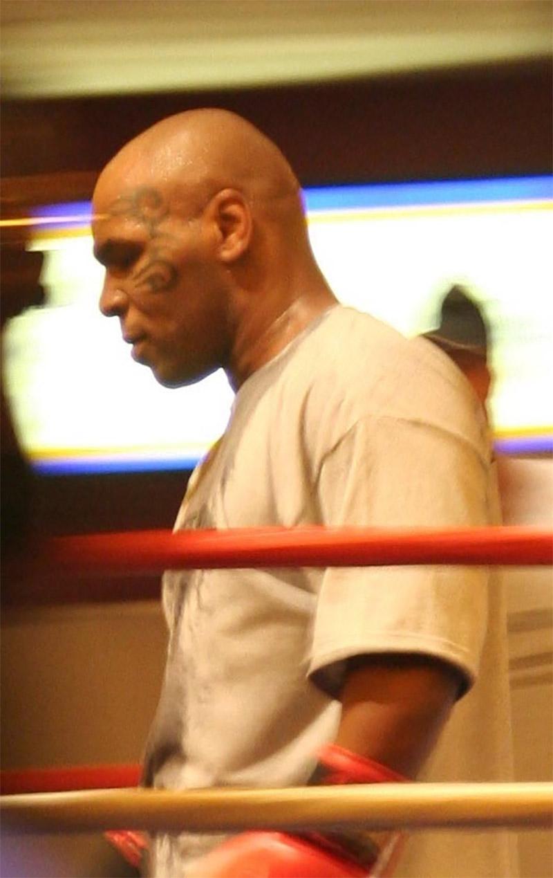 Майк Тайсон – судьба боксера